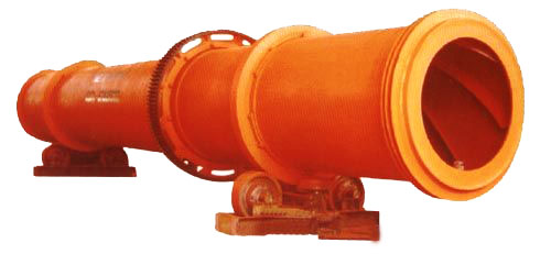 rotary wood dryer