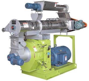 Biomasės granulių įrangos tepimas