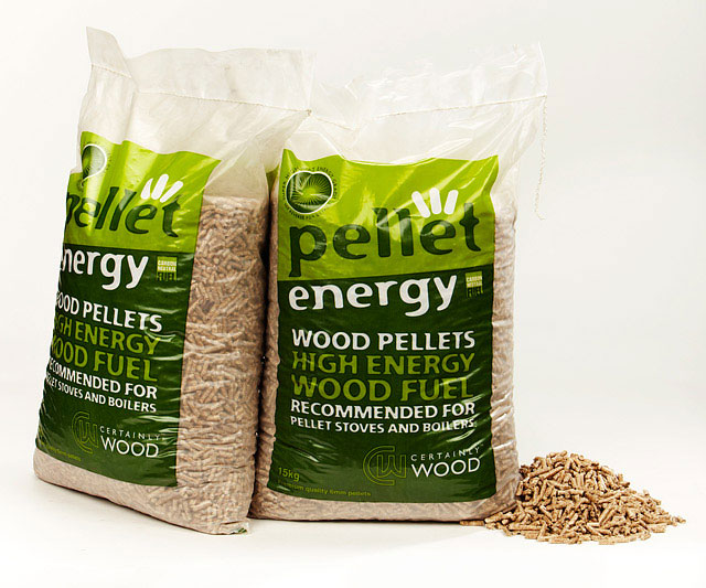 how to package and store your wood pellets in a correct way