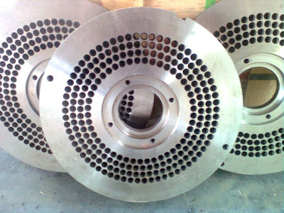 flat die of small pellet mill