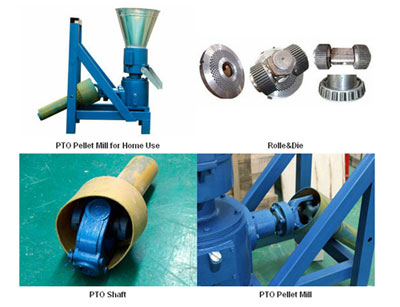 choose proper pto driven pellet mill for making fuel pellets