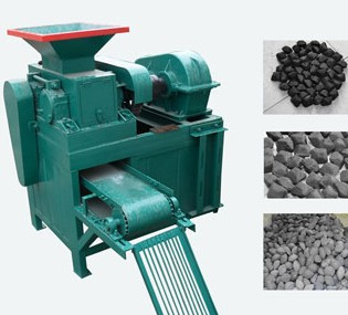 BBQ briquetting machine