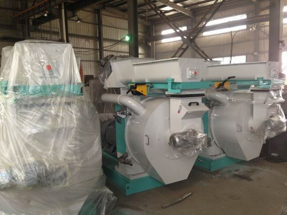 Vietnam wood pellet mill