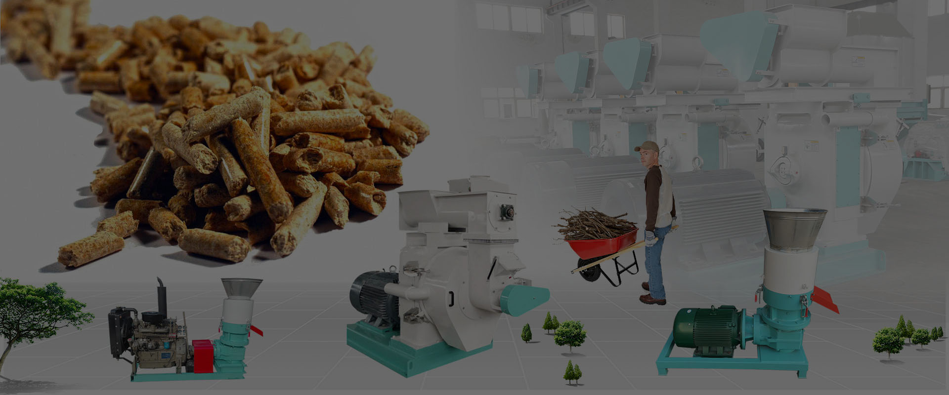 wood pellet mill manufacturer
