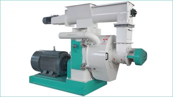 Industrial-use Ring Die Wood Pellet Mill