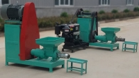 New Generation Charcoal Briquette Machine