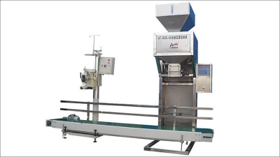 Pellet Weighing and Packing System