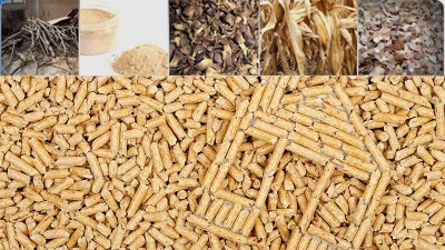 south korean wood pellet