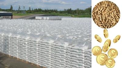 Swedish Wood pellet