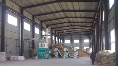 Wood Pellet Plant Installation In Thailand