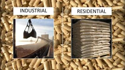 canada wood pellet market
