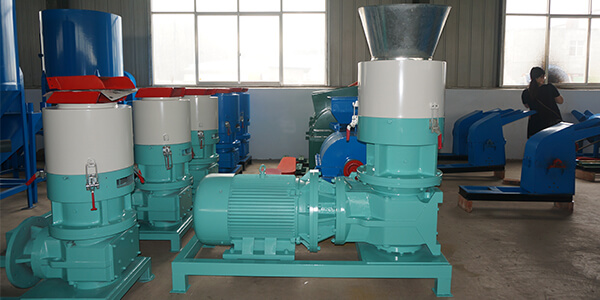 flat die Wood Pellet Mill
