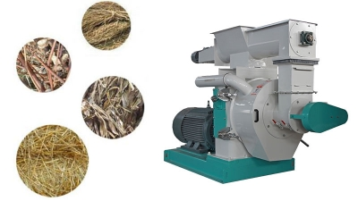 ring die wood pellet mill
