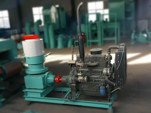 pellet mill proper use