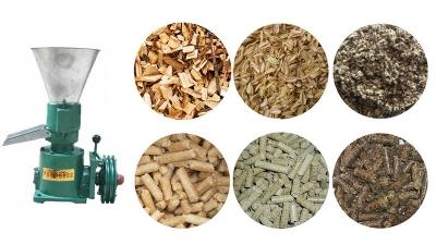 pto wood pellet mill