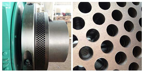wood pellet machine spares parts