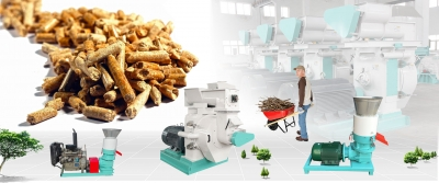 wood pellet mill manufacturer and supplier