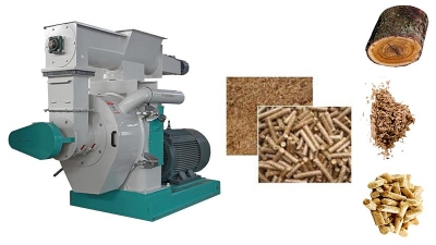 wood pellet mill market